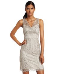 Dresses to Wear to a Wedding - BCBGMAXAZRIA Women's Lynette V-Neck Dress