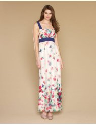 Dresses to Wear to a Wedding - Monsoon Womens Christie Print Maxi Dress