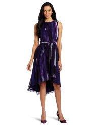 Dresses to Wear to a Wedding - Calvin Klein Women's Hi/Low Dress
